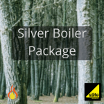 Silver Boiler Installation Package