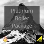 Platinum Boiler Installation Package
