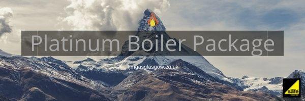 Platinum Boiler Installation Package, Boiler Installation Glasgow, LJM Gas Glasgow, Servicing, Heating, Plumbing, Glasgow, Engineer, Contact, Platinum Boiler Package